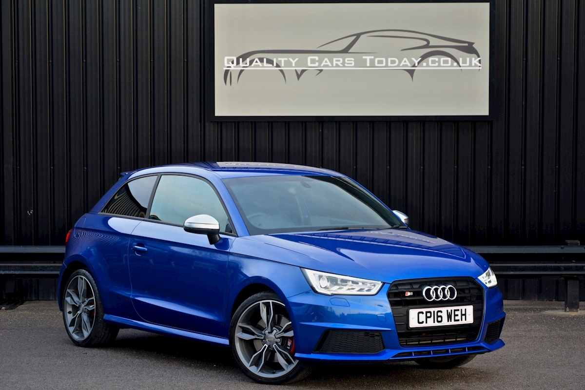 used audi s1 quattro 1 owner audi warranty for sale quality cars today south yorkshire. Black Bedroom Furniture Sets. Home Design Ideas