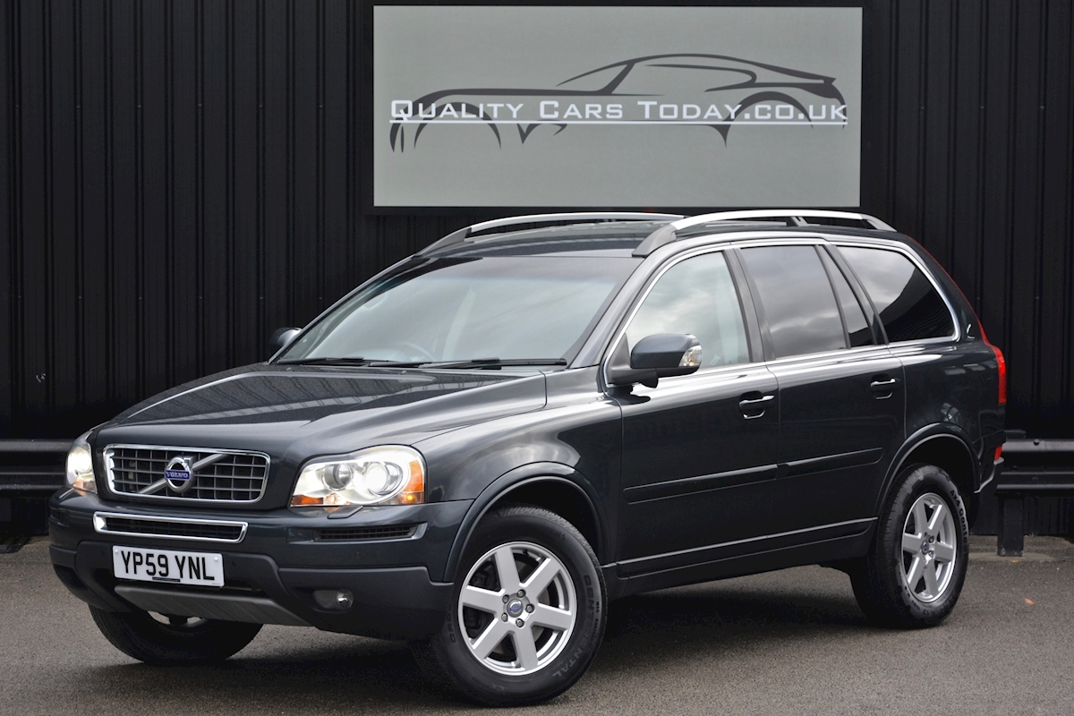 Volvo XC90 car: reviews of owners, specifications and features 99