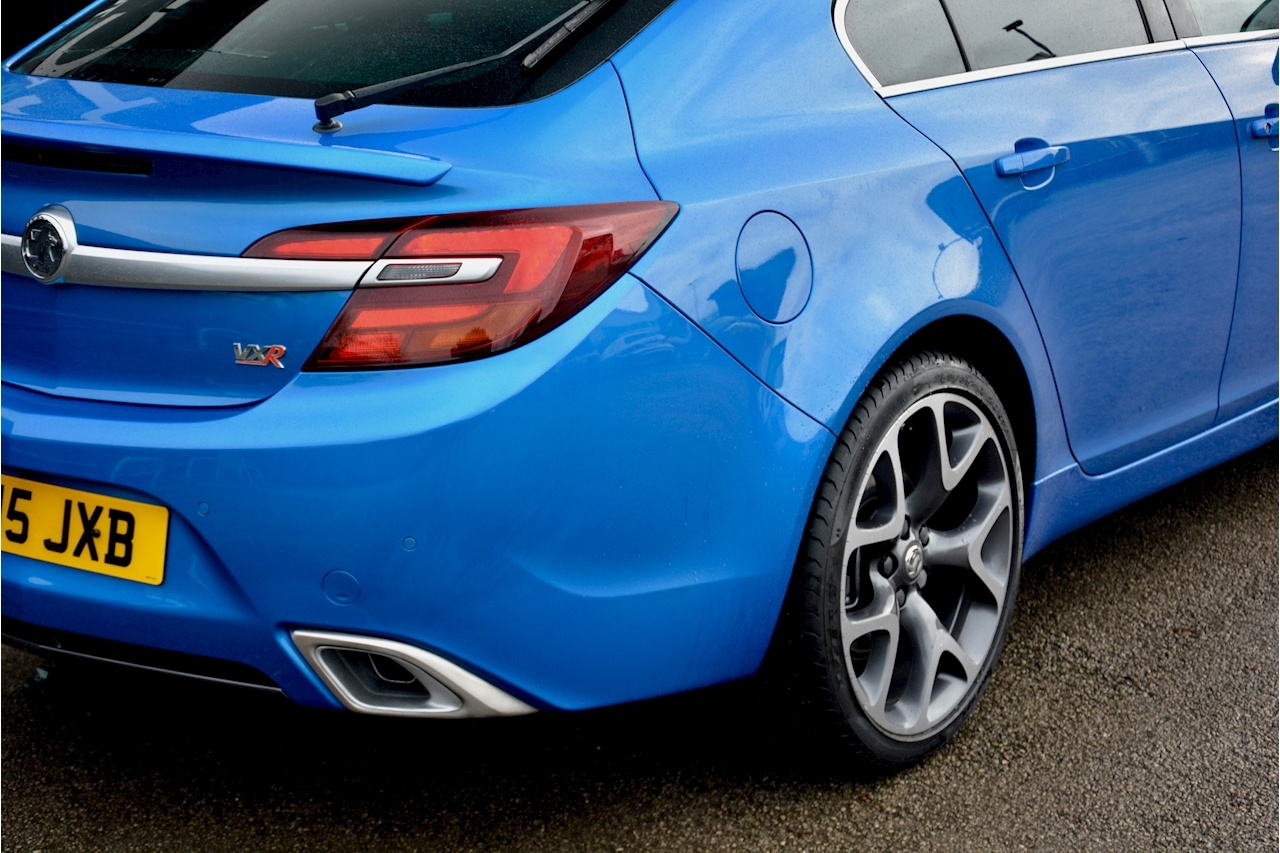 Vauxhall Insignia VXR Supersport Insignia VXR Supersport 2.8 V6 - Large 9