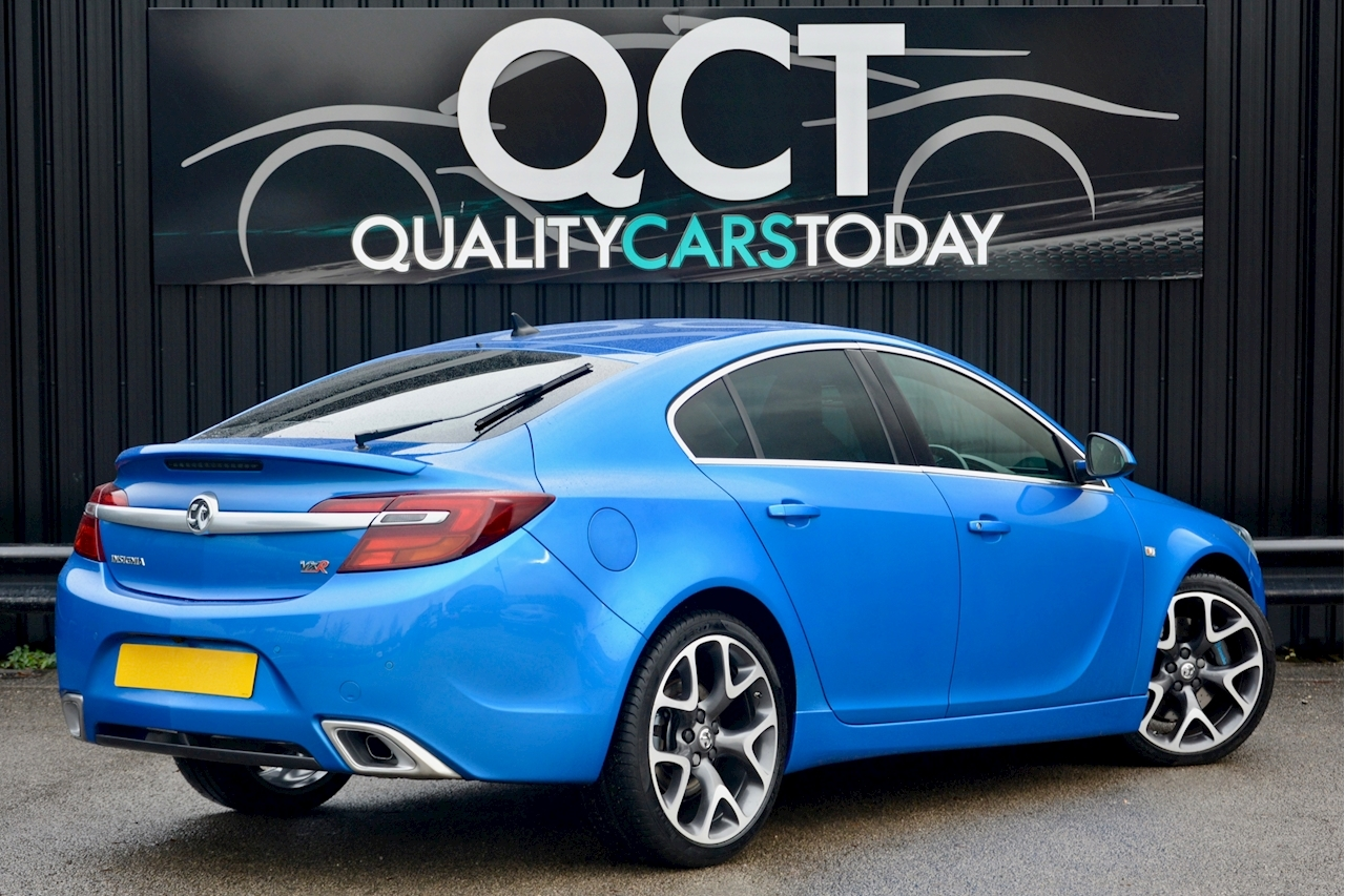 Vauxhall Insignia VXR Supersport Insignia VXR Supersport 2.8 V6 - Large 26