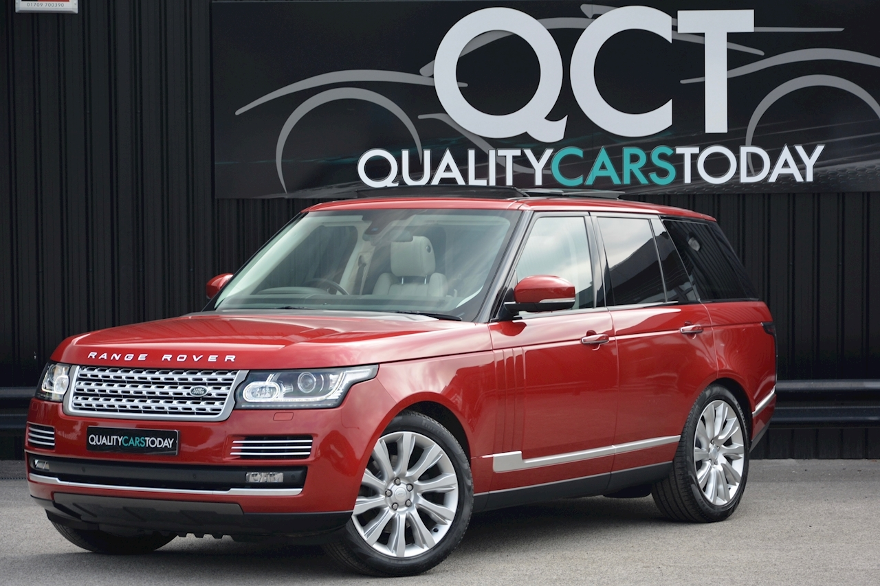 Land Rover Range Rover 1 Former Keeper + £84k List + Massive Spec - Large 10