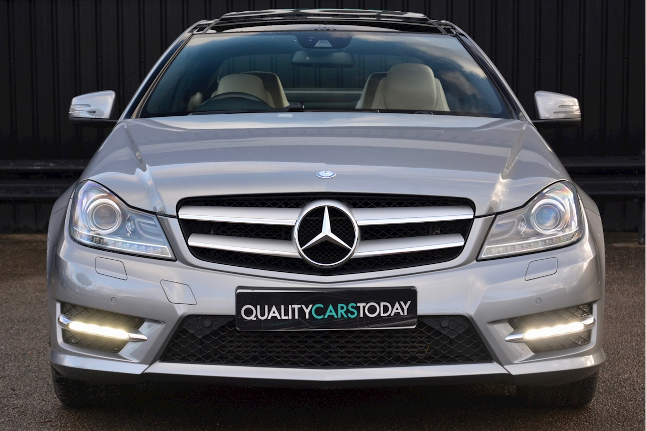 Mercedes-Benz C Class Panoramic Roof + Rare Spec + Full History - Large 3