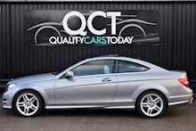 Mercedes-Benz C Class Panoramic Roof + Rare Spec + Full History - Thumb 1