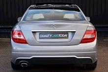 Mercedes-Benz C Class Panoramic Roof + Rare Spec + Full History - Thumb 4