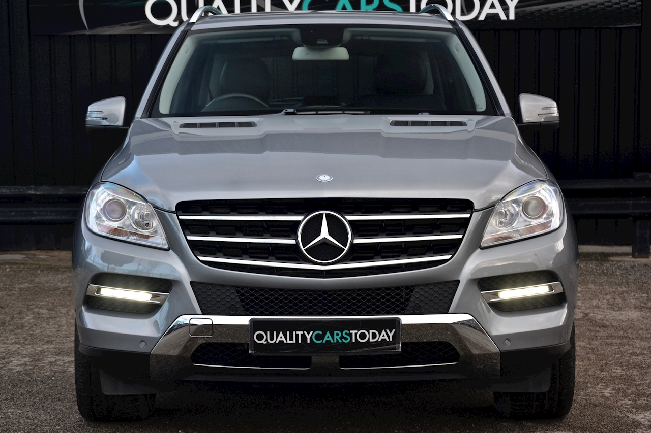 Mercedes-Benz ML 250 Special Edition ML 250 2.1 BluTec - Large 3