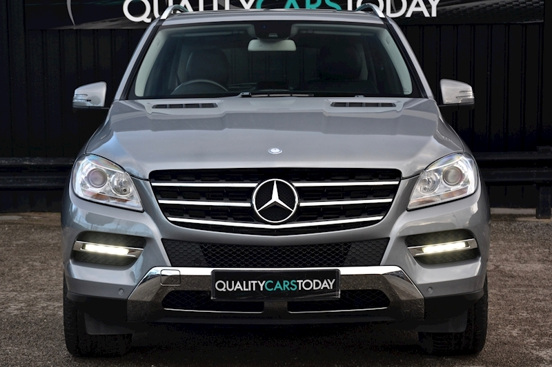 Mercedes-Benz ML 250 Special Edition ML 250 2.1 BluTec Image 3