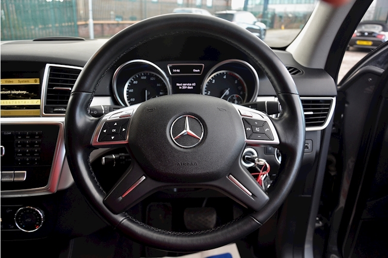 Mercedes-Benz ML 250 Special Edition ML 250 2.1 BluTec Image 16
