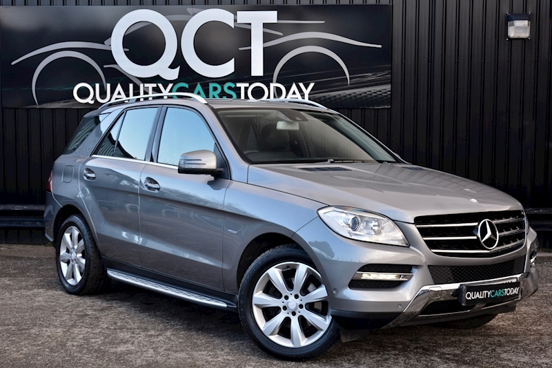 Mercedes-Benz ML 250 Special Edition ML 250 2.1 BluTec Image 0