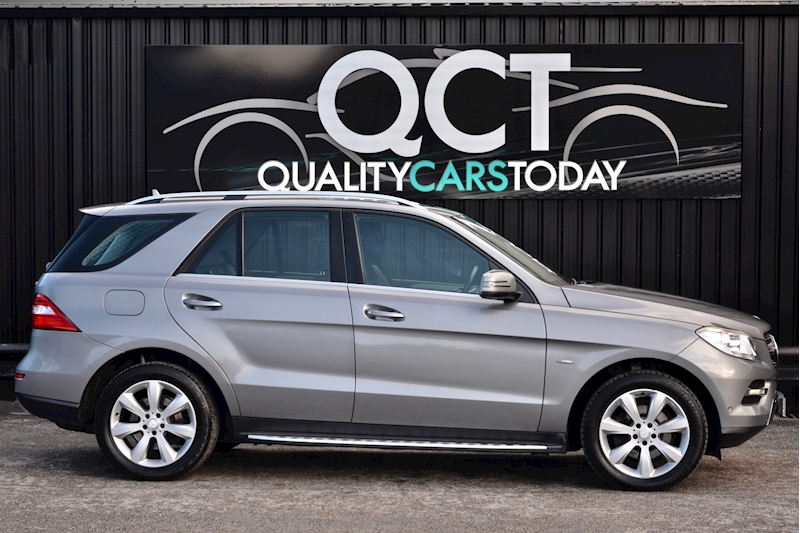 Mercedes-Benz ML 250 Special Edition ML 250 2.1 BluTec Image 5