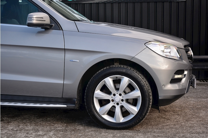 Mercedes-Benz ML 250 Special Edition ML 250 2.1 BluTec Image 22