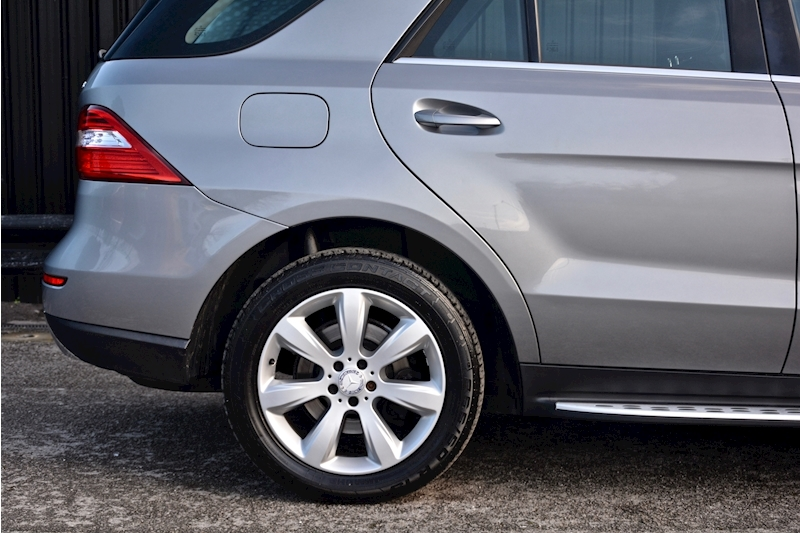 Mercedes-Benz ML 250 Special Edition ML 250 2.1 BluTec Image 21