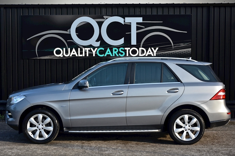 Mercedes-Benz ML 250 Special Edition ML 250 2.1 BluTec Image 1