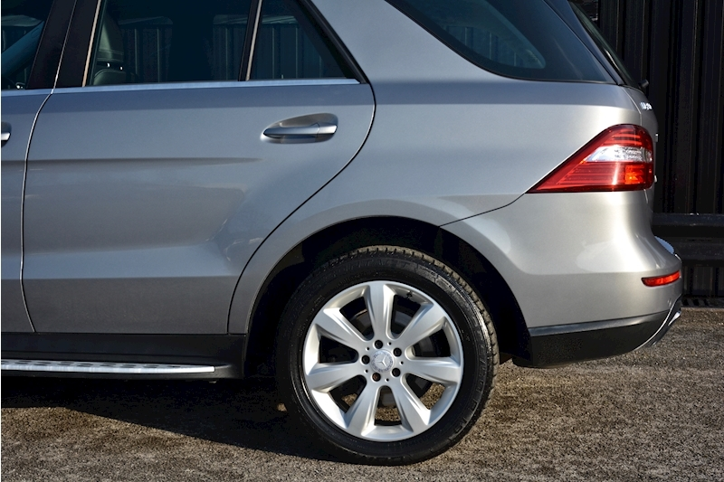 Mercedes-Benz ML 250 Special Edition ML 250 2.1 BluTec Image 26