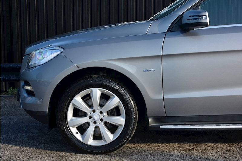 Mercedes-Benz ML 250 Special Edition ML 250 2.1 BluTec Image 25