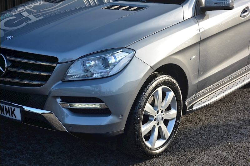 Mercedes-Benz ML 250 Special Edition ML 250 2.1 BluTec Image 24