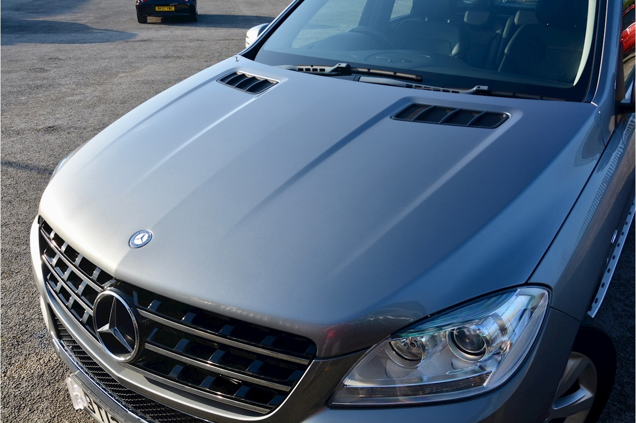 Mercedes-Benz ML 250 Special Edition ML 250 2.1 BluTec - Large 19