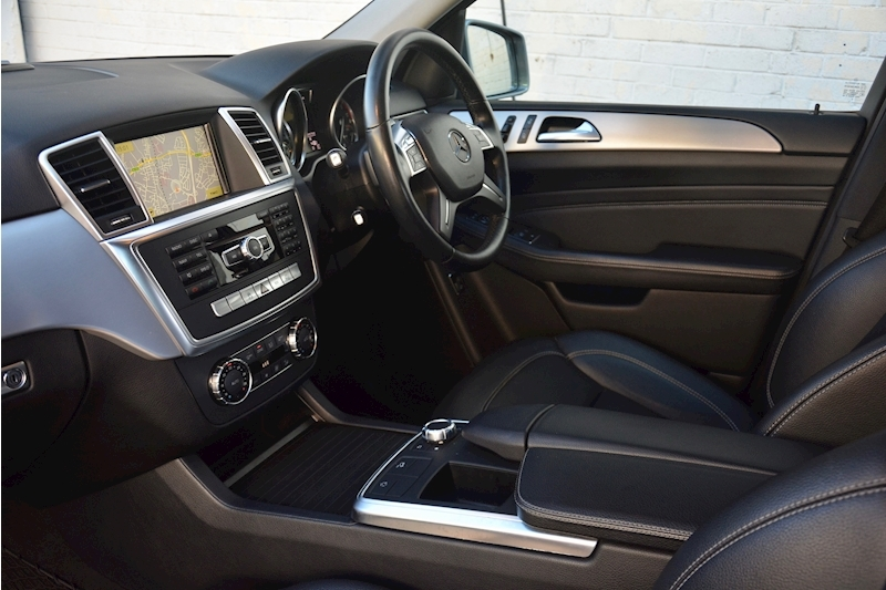 Mercedes-Benz ML 250 Special Edition ML 250 2.1 BluTec Image 8