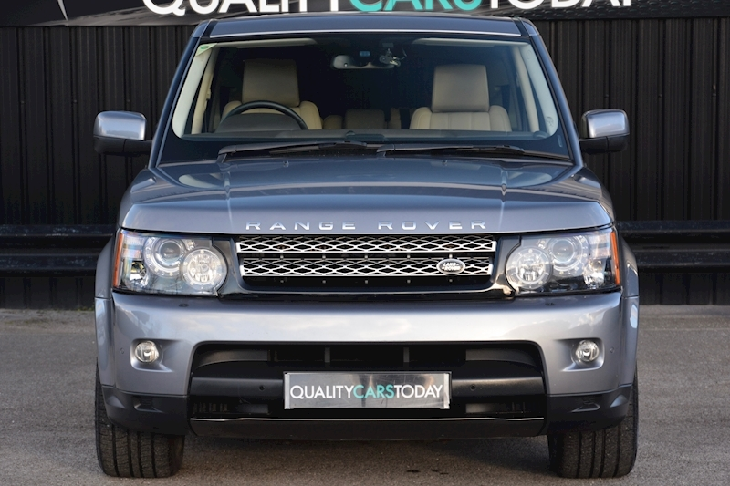 Land Rover Range Rover Sport HSE Luxury LR+1 Lady Owner + Comprehensive History + Outstanding Image 3