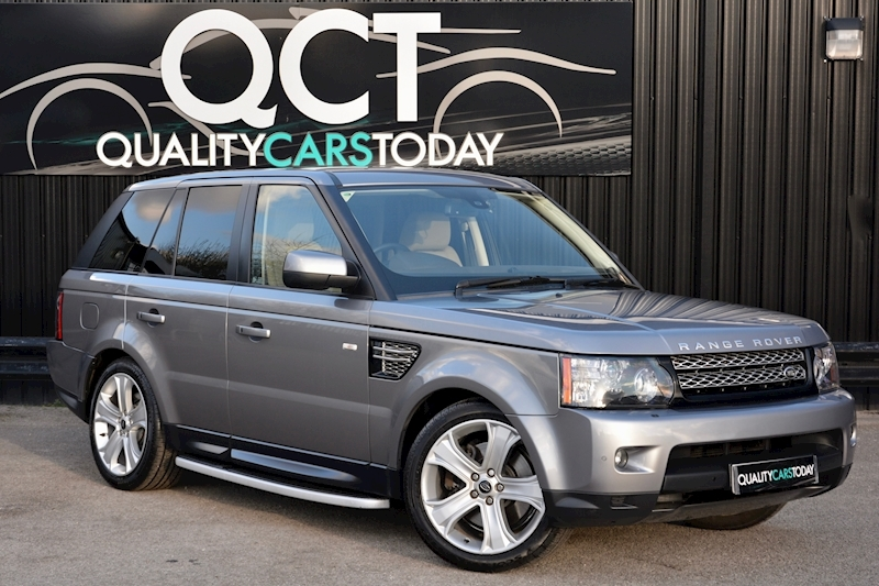 Land Rover Range Rover Sport HSE Luxury LR+1 Lady Owner + Comprehensive History + Outstanding Image 0