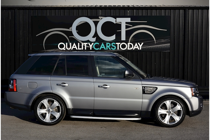 Land Rover Range Rover Sport HSE Luxury LR+1 Lady Owner + Comprehensive History + Outstanding Image 5