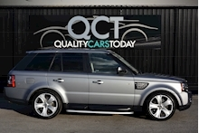 Land Rover Range Rover Sport HSE Luxury LR+1 Lady Owner + Comprehensive History + Outstanding - Thumb 5