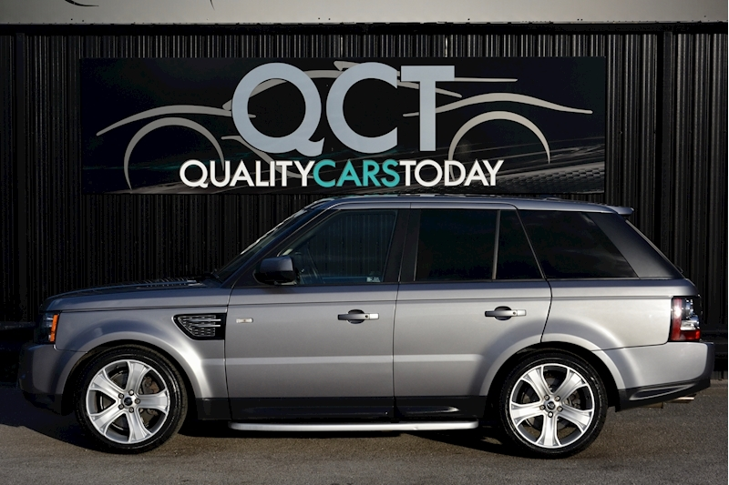 Land Rover Range Rover Sport HSE Luxury LR+1 Lady Owner + Comprehensive History + Outstanding Image 1
