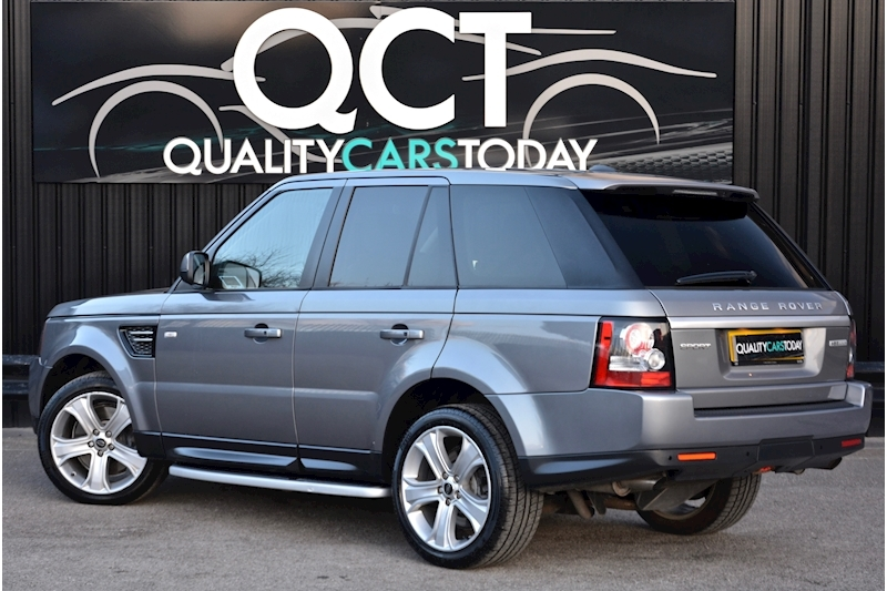 Land Rover Range Rover Sport HSE Luxury LR+1 Lady Owner + Comprehensive History + Outstanding Image 8