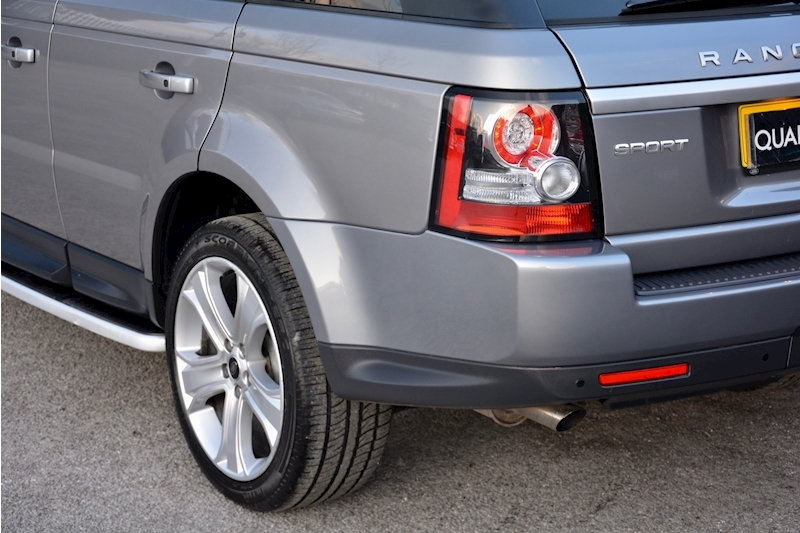 Land Rover Range Rover Sport HSE Luxury LR+1 Lady Owner + Comprehensive History + Outstanding Image 46
