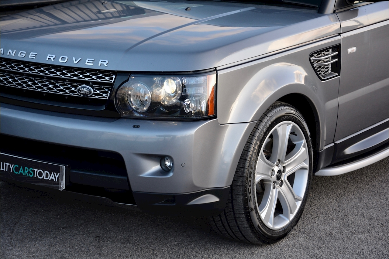 Land Rover Range Rover Sport HSE Luxury LR+1 Lady Owner + Comprehensive History + Outstanding - Large 43