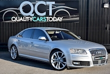 Audi S8 5.2 V10 Full Audi Dealer History + Ceramic Brakes + Adaptive Cruise - Thumb 0