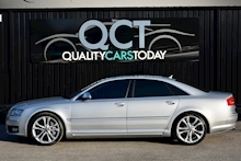 Audi S8 5.2 V10 Full Audi Dealer History + Ceramic Brakes + Adaptive Cruise - Thumb 1