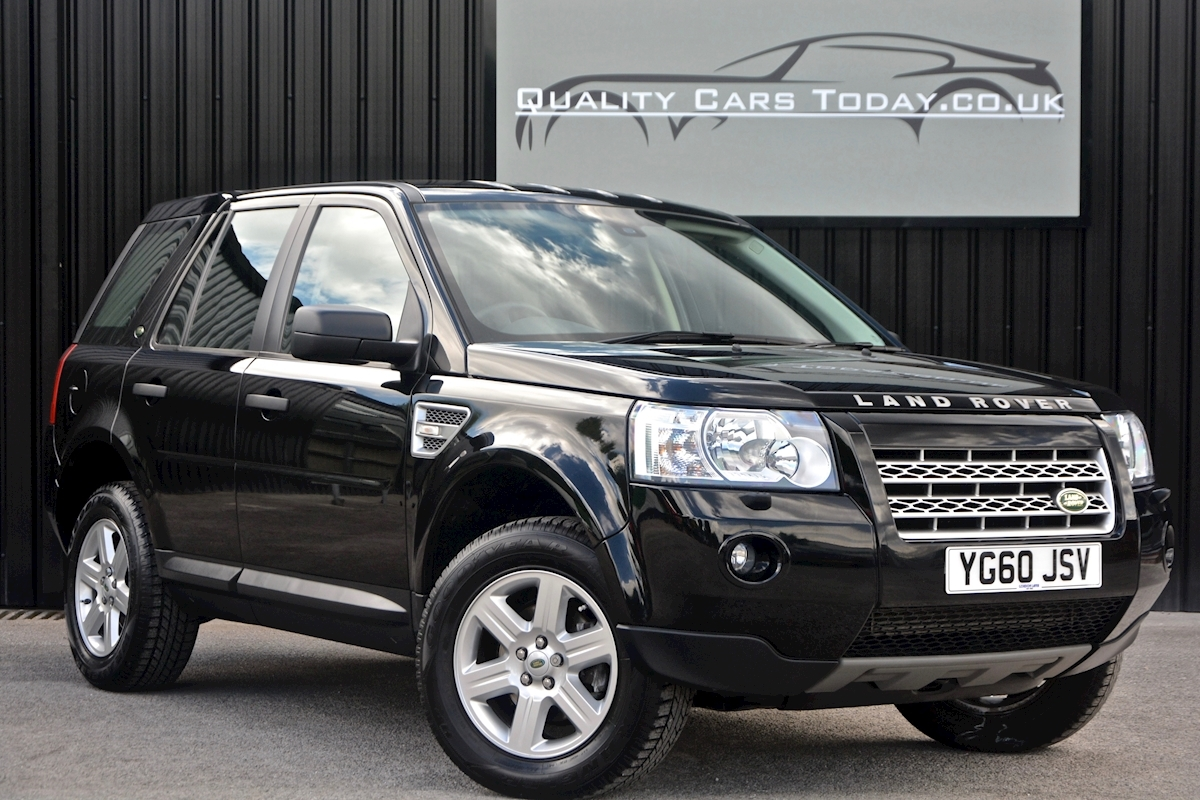 used land rover freelander 2 2 2 td4 gs automatic 2 former keepers full service history for. Black Bedroom Furniture Sets. Home Design Ideas