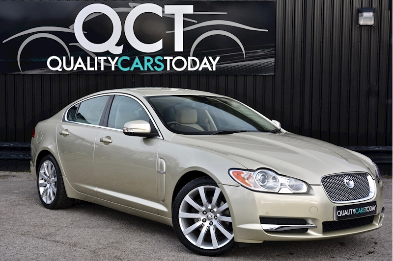 Jaguar Xf V8 Premium Luxury