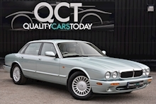 Jaguar XJ8 3.2 V8 3 Former Keepers + New Engine in 2005 + Ex Show Winner - Thumb 0