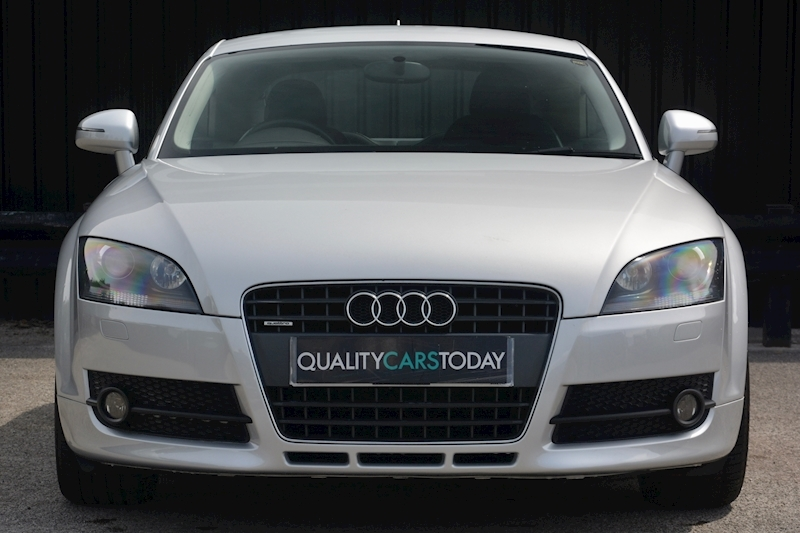 Audi TT Diesel Quattro Full Service History + Previously Supplied by Ourselves Image 3