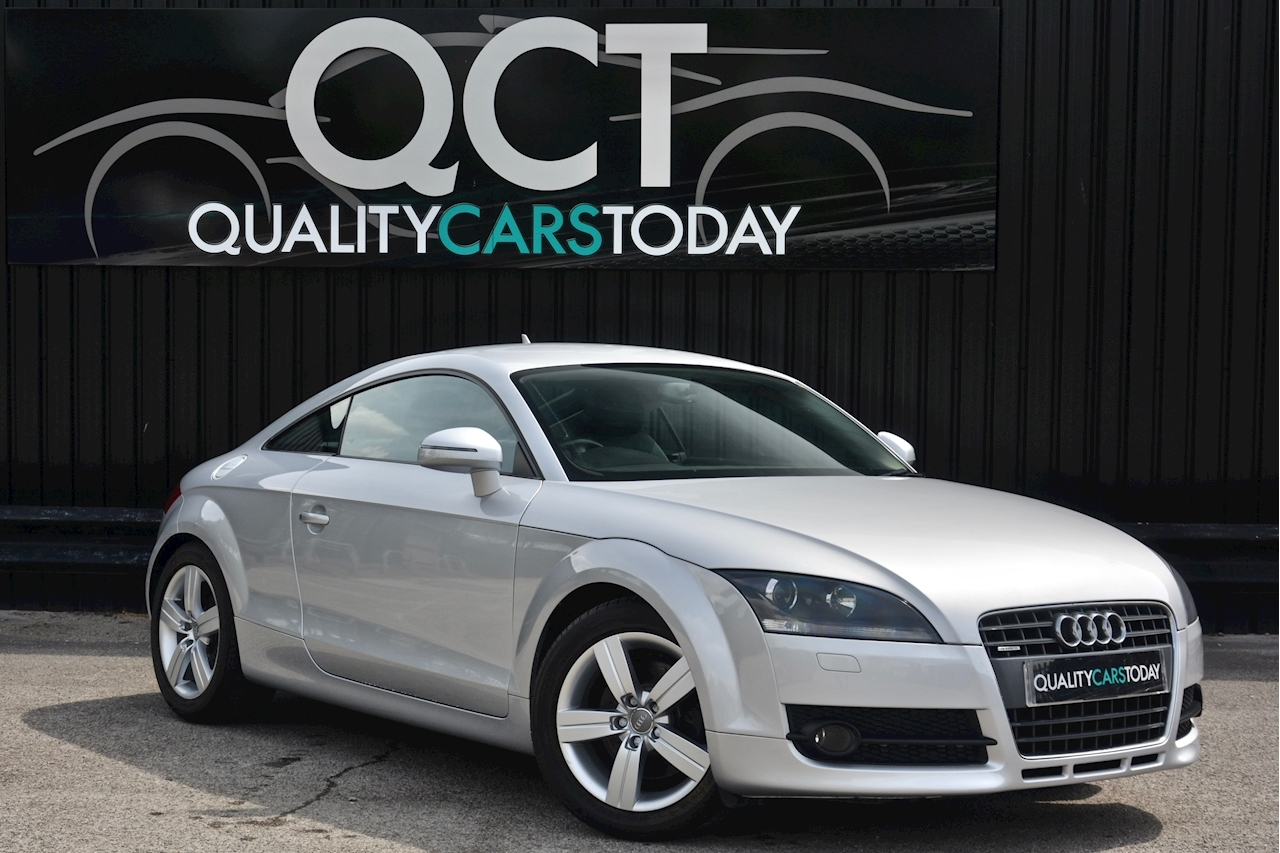 Audi TT Diesel Quattro Full Service History + Previously Supplied by Ourselves - Large 0