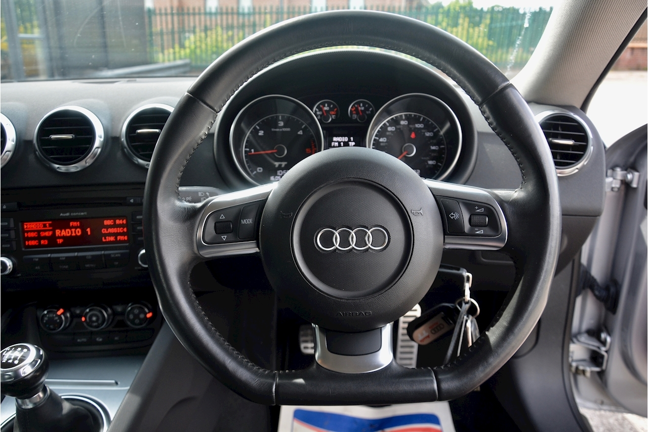 Audi TT Diesel Quattro Full Service History + Previously Supplied by Ourselves - Large 9