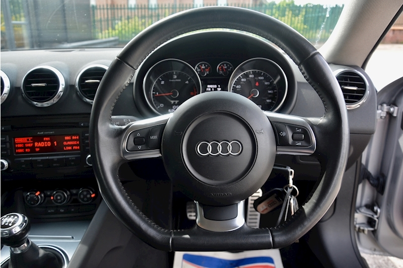 Audi TT Diesel Quattro Full Service History + Previously Supplied by Ourselves Image 9