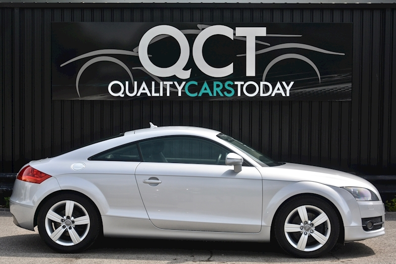 Audi TT Diesel Quattro Full Service History + Previously Supplied by Ourselves Image 10