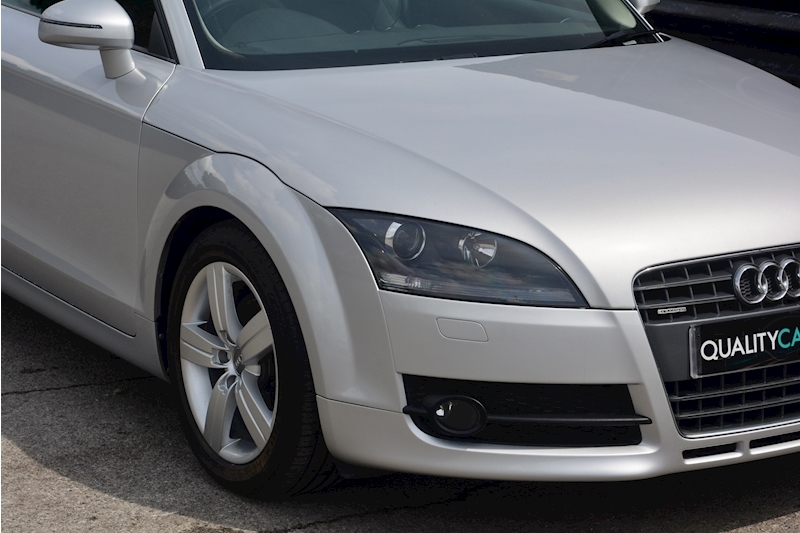 Audi TT Diesel Quattro Full Service History + Previously Supplied by Ourselves Image 16