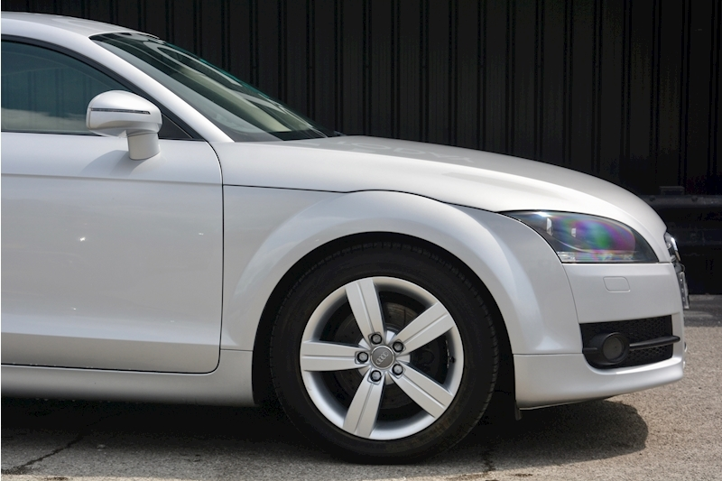 Audi TT Diesel Quattro Full Service History + Previously Supplied by Ourselves Image 15