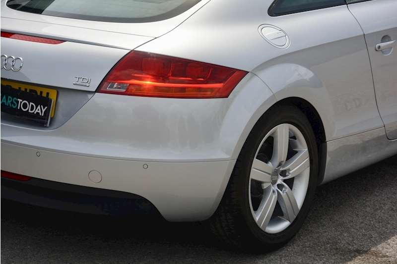 Audi TT Diesel Quattro Full Service History + Previously Supplied by Ourselves Image 13
