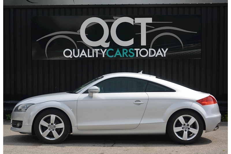 Audi TT Diesel Quattro Full Service History + Previously Supplied by Ourselves Image 1