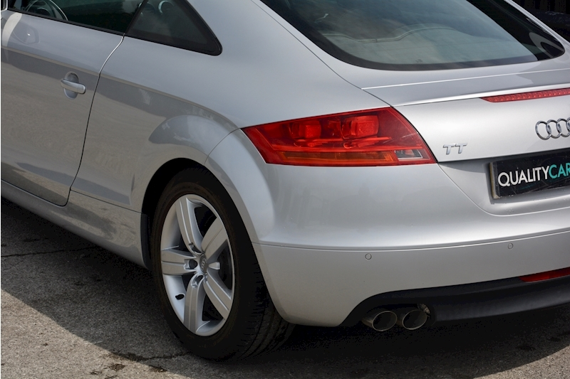 Audi TT Diesel Quattro Full Service History + Previously Supplied by Ourselves Image 20