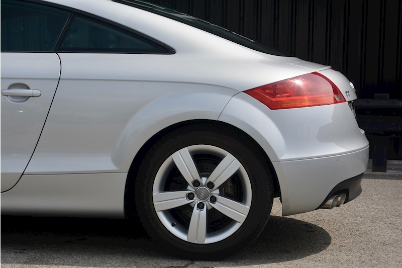 Audi TT Diesel Quattro Full Service History + Previously Supplied by Ourselves Image 19