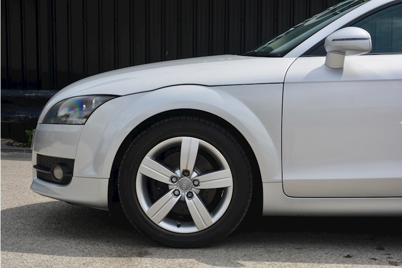 Audi TT Diesel Quattro Full Service History + Previously Supplied by Ourselves Image 18