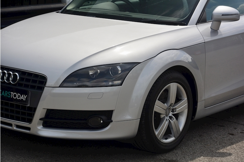 Audi TT Diesel Quattro Full Service History + Previously Supplied by Ourselves Image 17