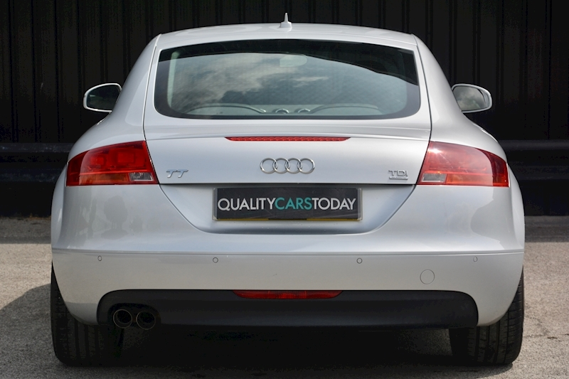 Audi TT Diesel Quattro Full Service History + Previously Supplied by Ourselves Image 4