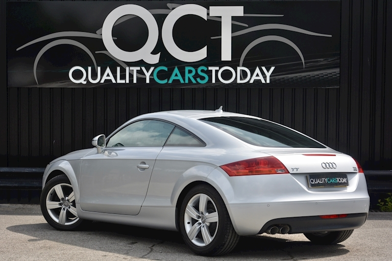 Audi TT Diesel Quattro Full Service History + Previously Supplied by Ourselves Image 11