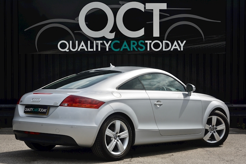 Audi TT Diesel Quattro Full Service History + Previously Supplied by Ourselves Image 12